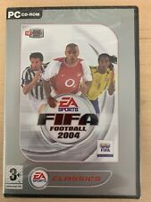 EA Sports FIFA Football 2004 Classics PC CD ROM Spiele * NEU und VERSIEGELT *