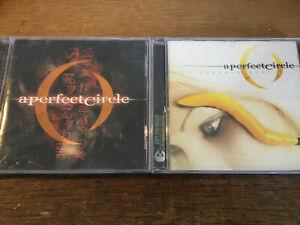 A Perfect Circle [2 CD Alben] Thirteenth Step + Mer de Noms / TOOL