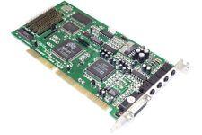 Mozart Wave Table S601213-B DOS ISA Audio-Card Sound-Karte OPL3 OPL4 Oak OTI601