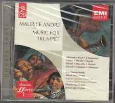 MUSIC FOR TRUMPET MAURICE ANDRE'- 2 CD