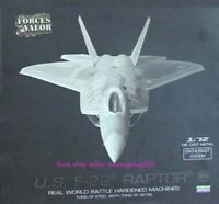 1/72 Forces of Valor Diecast US F22 Raptor Stealth Air Superiority Fighter