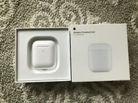 Apple Wireless Charging Case for Airpods (MR8U2AM/A) (Case Only, No Airpods)
