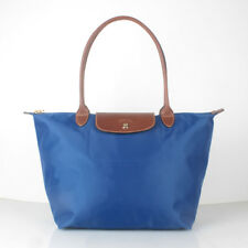 100% Authentic Longchamp Le Pliage Large Tote Bag Indigo 1899089506