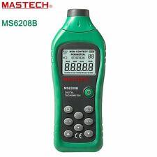 Mastech Ms6208b Noncontact Digital Tachometer Rpm Meter Tacometro Rotation Speed