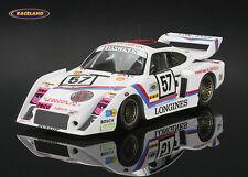 Porsche 935 K2 Haldi Longines Le Mans 1981 Haldi/Thatcher/Poulain, Spark 1:43