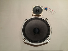 Classic Philips Speaker set, main and tweeter