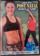 Lindsay Brin's Post Natal Boot Camp