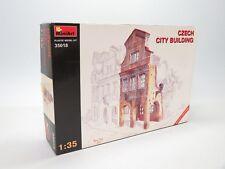 MiniArt - Czech City Building 35018 1:35 Scale Model Scenery