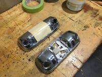 RARE Ford Fairmont Dome Lamp Light XD XE XF 2 TIMES, ONE EXCELLENT OTHER OK OEM
