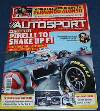 November Autosport Sports Magazines