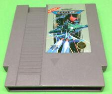 VINTAGE NES NINTENDO KONAMI GRADIUS Original Video Game System TESTED WORKING