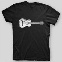 THIS MACHINE KILLS FACIST Woody Guthrie Against Me PUNK T-Shirt SIZES S-5X