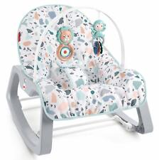 Infant-to-Toddler Rocker - Pacific Pebble, Portable Baby Seat and Rocking Chair
