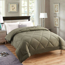 King Size Comforter All Season Lightweight Quilted Down Alternative Comforter