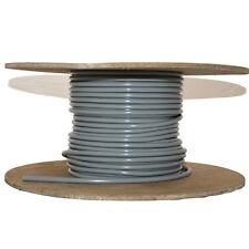 7mm HT Zündkabel Kabel - UNTERDRüCKT Core Silikon grau