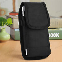 Case Cover Pouch Holster Vertical Belt Clip Loop For S M L XL Sizes Cell Phones