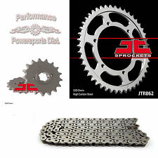 YAMAHA YX600 RADIAN NEW SPROCKET 16/44 & O-RING CHAIN SET/KIT 1986 1987