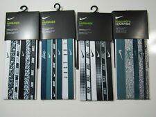 Nike Womens 6 Pack Hairbands Nwt