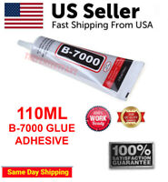 110ML B-7000 Multi-Purpose Glue Adhesive Phone Frame Bumper Jewelry Universal US