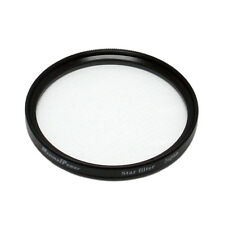 52mm star 8 filter 8PT 2MM EFFECTS CROSS SCREEN