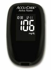 Accu-Chek Aviva Nano Blood Glucose Meter/Monitor Single Unit Meter