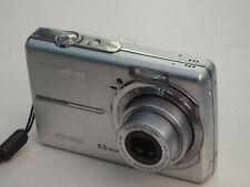 Olympus FE-190 6.0MP Digital Camera - Silver
