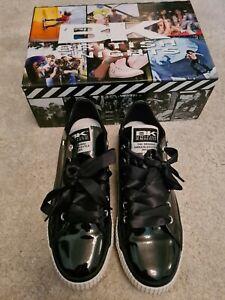 Moderne Lack Sneaker Gr.40 (fallen eher aus wie 39!) Neu mit Karton