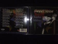 CD CHARLES ATKINS / SWEET VOICE / RARE /