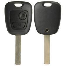 2 tasti cover scocca guscio chiave per telecomando toyota Aygo batteria pul E3K0
