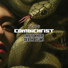 Combichrist : This Is Where Death Begins CD (2016) ***NEW***