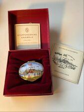 Staffordshire English Enamel Box Special Edition Paddleboat Eduard
