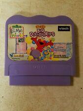 Vtech V. SMILE Sesame Street Elmo's Big Discoveries Game Elmo's World