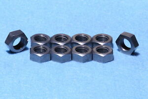 3/8 Cycle 26 tpi Lock Nuts Stainless Semi Polished Norton BSA Vintage Triumph