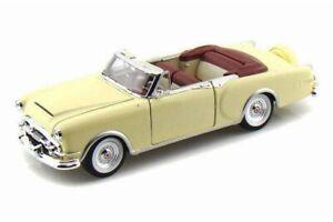 1953 PACKARD CARIBBEAN CONVERTIBLE WELLY 24016CW/CM 1/24 scale DIECAST CAR