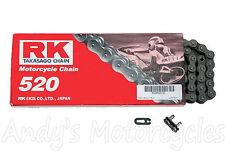 Rk 520 De 114 enlace Disco Cadena & enlace División Aprilia Rx125 Rx 125 [ 1999-2013 ]