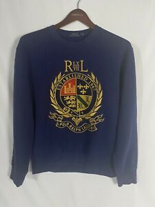 Polo Ralph Lauren Crest Sweatshirt Size Medium