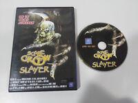 SCARE CROW SLAYER DVD CASTELLANO ENGLISH TERROR MULTIZONA