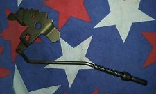 GM Chevy 700r4 TH700 4L60 Park rod actuator & rooster comb  split bullet style