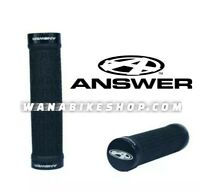 Answer Bmx Lock-On Grips 105mm Black/Black