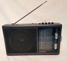 Grundig Music Boy 165a FM/MW/LW/SW1/SW2 Vintage Radio  (GWO)  QQ