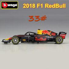 NEW 1:43 F1 2018 RedBull Racing Max Verstappen RB14 33# Car Model ASTON MARTIN
