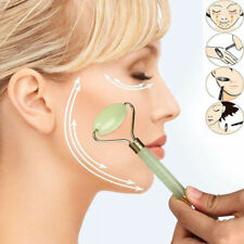 CHINESE JADE ROLLER FACE MASSAGER - Effective for Soothing & Calming Your Skin