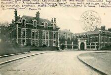 Carte LAON Le Lycée des Garçons