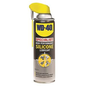 WD-40 Specialist 300g High Performance Silicone Lubricant, Enhancer