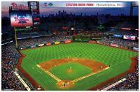 PHILADELPHIA PHILLIES - CITIZENS BANK PARK - 2019 POSTER - 22x34 - MLB 17610