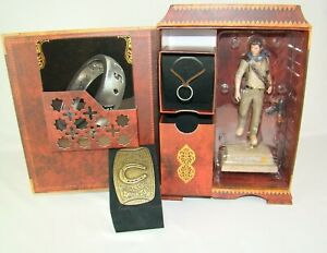 PS3 Uncharted 3 Drake's Deception Collector's Edition game w/ Drake Statue, Ring
