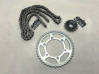Yamaha R1 5VY (4) 07' Front and Rear Sprockets and Chain