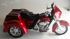 Hallmark Keepsake Harley Davidson 2011 Street Glide Trike  2013 Ornament  NIB