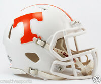 TENNESSEE VOLUNTEERS VOLS RIDDELL SPEED FOOTBALL MINI HELMET 3002117