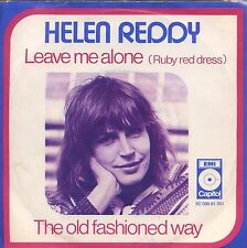 7inch HELEN REDDY leave me alone HOLLAND +PS EX  1973